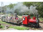 本物の蒸気機関車がやってくる! 成田ゆめ牧場でミニSLが5月29、30日運行決定【圏央道 下総ICより車で約1.7km】