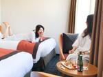 ホテルで女子旅行を楽しもう! ホテルJALシティ青森「女子旅プラン」 7月31日まで【東北縦貫自動車道/青森自動車道 青森中央ICより車で約5km】